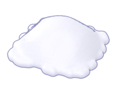 Look for the Floating Pile of Snow! | WKN: Webkinz Newz