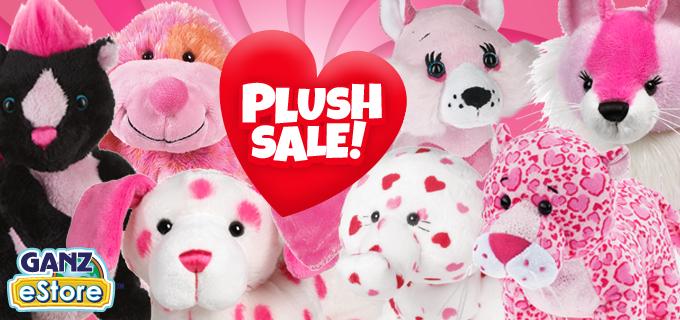 valentine's plush sale | wkn: webkinz newz, Ideas