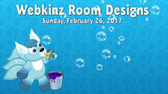 More Webkinz Room Designs
