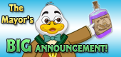 Mayor Quack Big Announcement - Featured Image