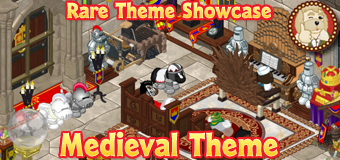 Rare Medieval Theme - Featured Image