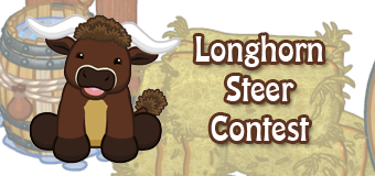 longhorn steer contest