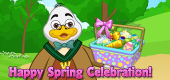 Happy Spring Celebration