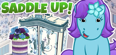 Floral Pony has arrived in Webkinz World!