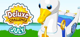 Sneak Peek: July's Deluxe Monthly Challenge