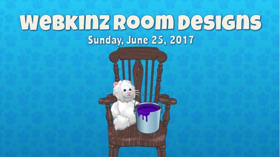 More Webkinz Room Designs!