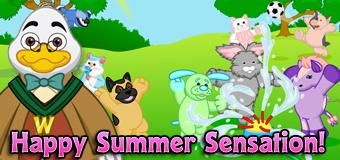 Happy Summer Sensation!