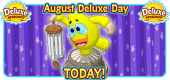 2017 August Deluxe Day TODAY Featured Image