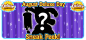 2017 August Deluxe Days Featured Image SNEAK PEEK