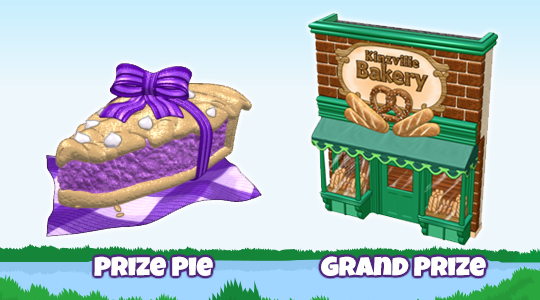 Prize Pie Still Available!