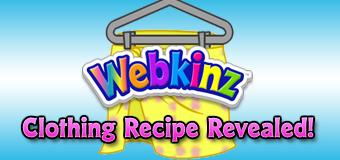 Seaside Sarong: Clothing Recipe Revealed!