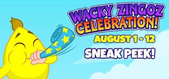 Wacky Zingoz Celebration 2017