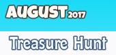 August treasure hunt
