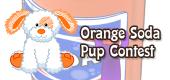 orange soda pup contest