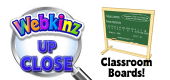Featured - CLOSE UP - Classroom Chalkboard
