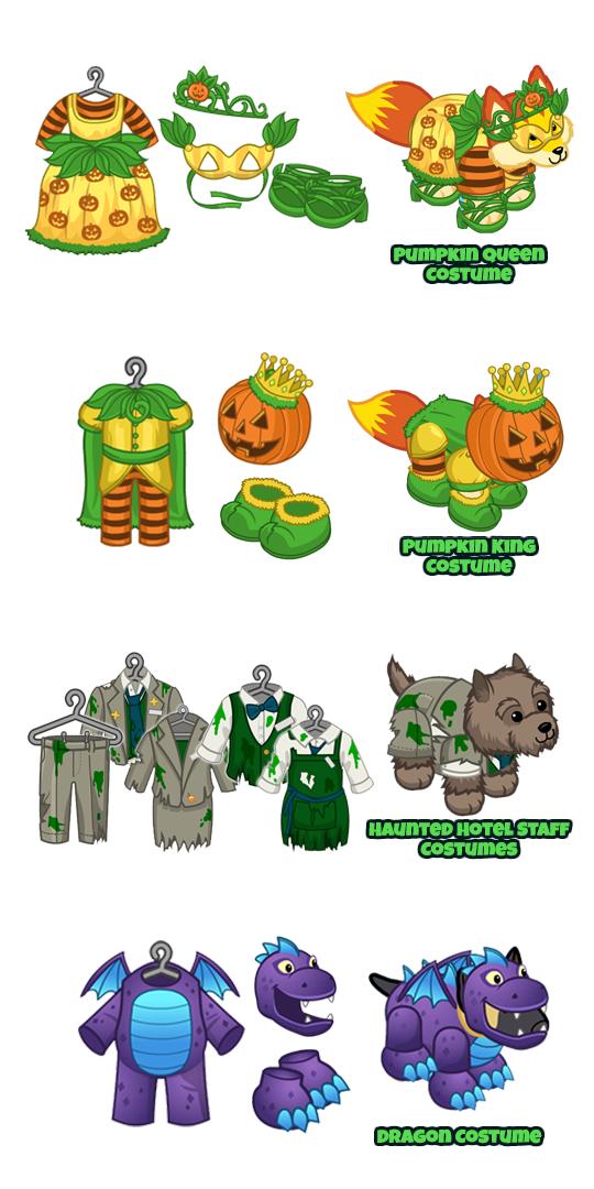 what - Webkinz Halloween Costumes