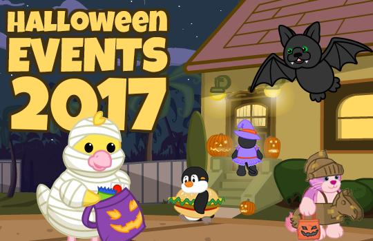 Webkinz Halloween Events 2017 | WKN: Webkinz Newz