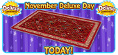 2017 November Deluxe Day TODAY Featured Image