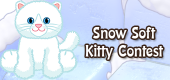 snow soft kitty contest