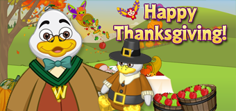 Happy Thanksgiving FEATURED