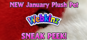 January Webkinz Plush Sneak Peek Featured Image