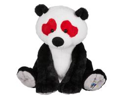 Lovestruck Panda