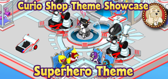 Superhero Theme - Featured Image