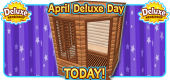 2018 April Deluxe Day TODAY Featured Image