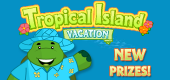Tropical Island Vacation Feature