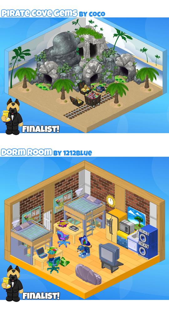 Webkinz Room Designer