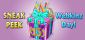 Sneak Peek Webkinz Day FEATURE