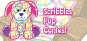 scribbles pup contest