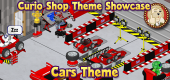 Cars Theme - Featured Image