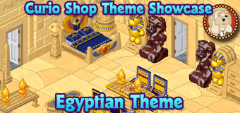 Egyptian Theme - Featured Image