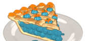 Goo-Goo Berry Pie