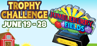 Jumbleberry Trophy Challenge FEATURED