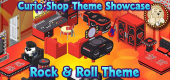 Rock and Roll Theme - Featured Image