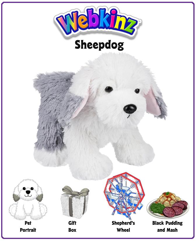 Webkinz Sheepdog Unboxing Video
