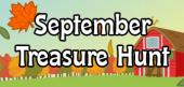 september treasure hunt