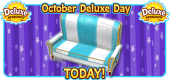 2018 October Deluxe Day TODAY Featured Image