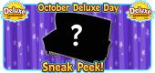 2018 October Deluxe Days Featured Image SNEAK PEEK