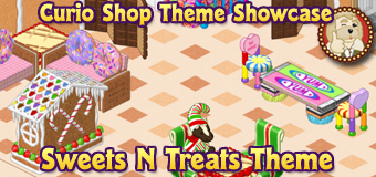 Sweets N Treats Theme - Featured Image