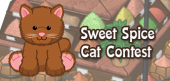 sweet spice cat contest