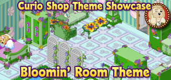 Bloomin Room Theme - Featured Image