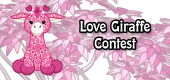 love giraffe contest