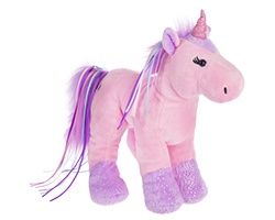 Pink Ribbon Unicorn