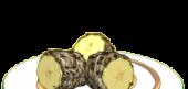Banana Breakfast Roll