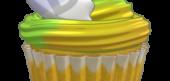 Best Banana Apple Cupcake