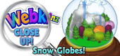 WEBKINZ CLOSE UP - Snow Globes - Featured