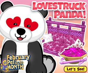 Lovestruck Panda - POTM